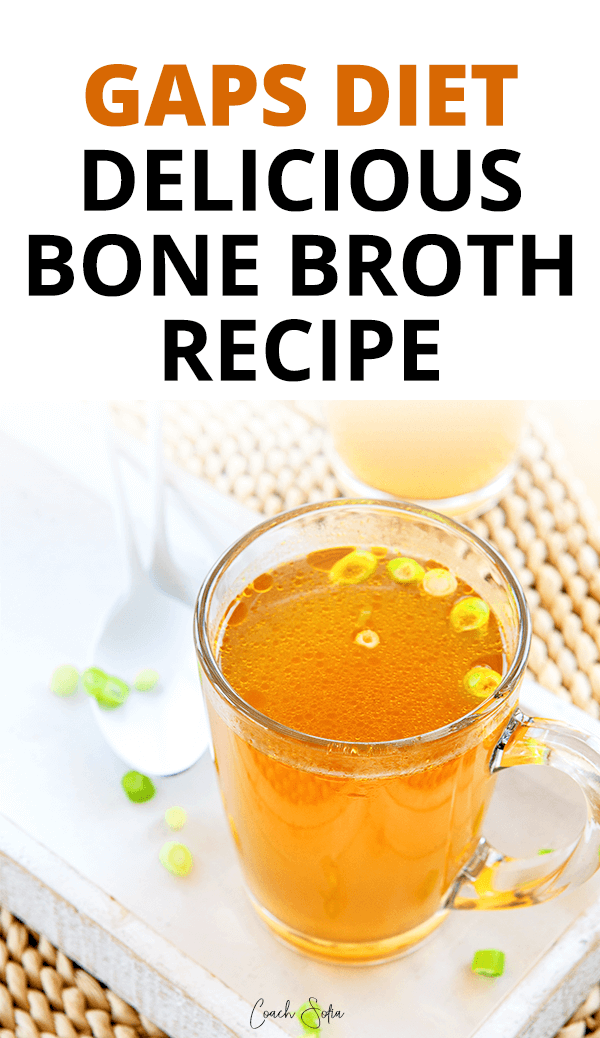 bone broth diet pain free