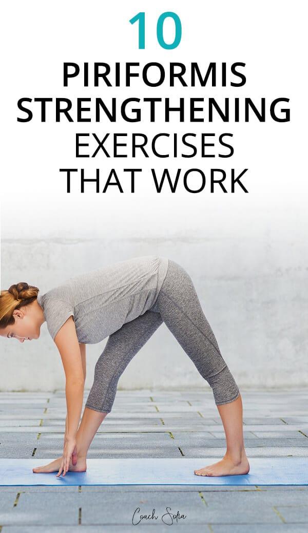 10 Piriformis strengthening exercises
