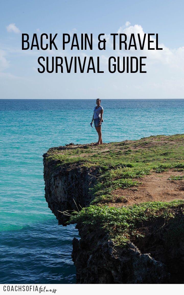 Back pain and travel: a survival guide