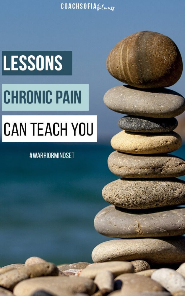 Lessons chronic back pain can teach you