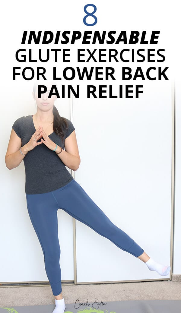 glute exercises for lower back pain