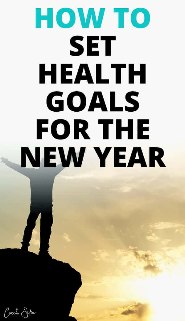 How to set health goals for the new year