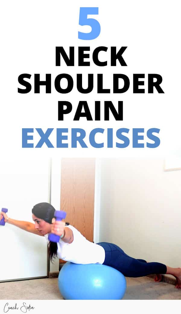 exercises to Fix rounded shoulders and shoulder pain